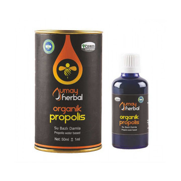 Umay Herbal Organik Propolis 50 ml