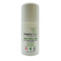 Organic Circle Aloe Vera İçeren Deo Roll-On Deodorant