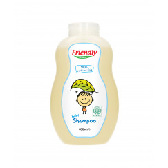 Friendly Organik Bebek Şampuanı 400ml