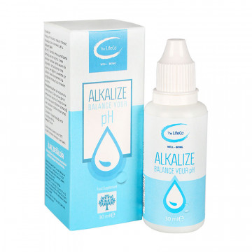 The Lifeco Alkali Su Damlası 30 ml