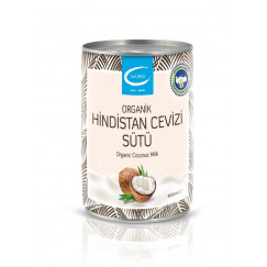 The Lifeco Organik Hindistan Cevizi Sütü 400ml
