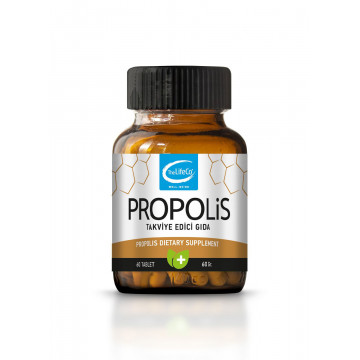 The Lifeco Propolis 60 Tablet