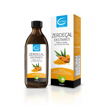 The Lifeco Zerdeçal Ekstraktı 150 ml