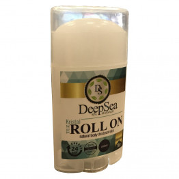 Deepsea Kristal Tuz Deodorant Roll on