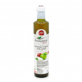 Harmanyeri Organik Elma Sirkesi - 500 ml