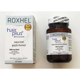 Roxhel Hair Plus Tablet 60 ad