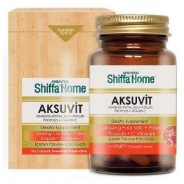 Shiffa Home Aksuvit 80 Tablet